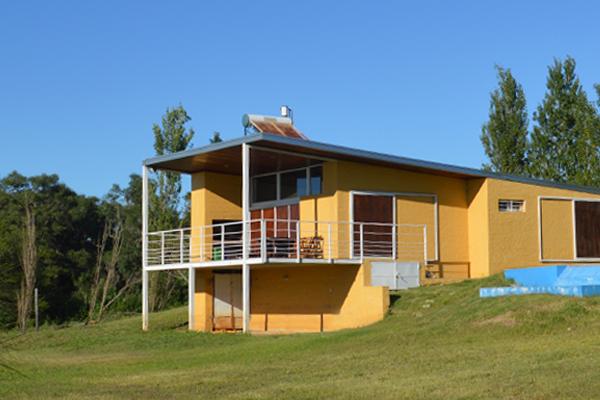 Cabaña Amarilla